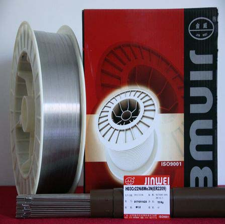 Beijing Jinwei ER316L stainless steel wire H03Cr19Ni12Mo2Si stainless steel wire