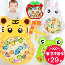 Childrens Mouse Baby toys 0-1-3 years old toddler large puzzle rechargeable little girl Music Man 2