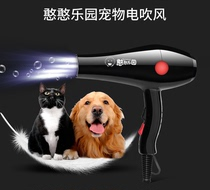 Park pet hair dryer high-power mute in large dogs dedicated to drying blow-drying hair dryer blowing water