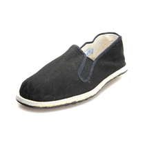 Authentic cloth shoes and old-fashioned cloth shoes Authentic cloth shoes and old-fashioned cloth shoes