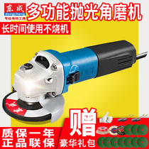 Genuine East Cheng s1m-ff03 04 09-100A 05-100b Angle Grinder cutting operator sand machine grinding Wheel machine