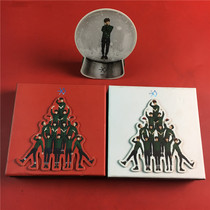 Korean EXO Miracles in December Red and White Kaifeng D1282
