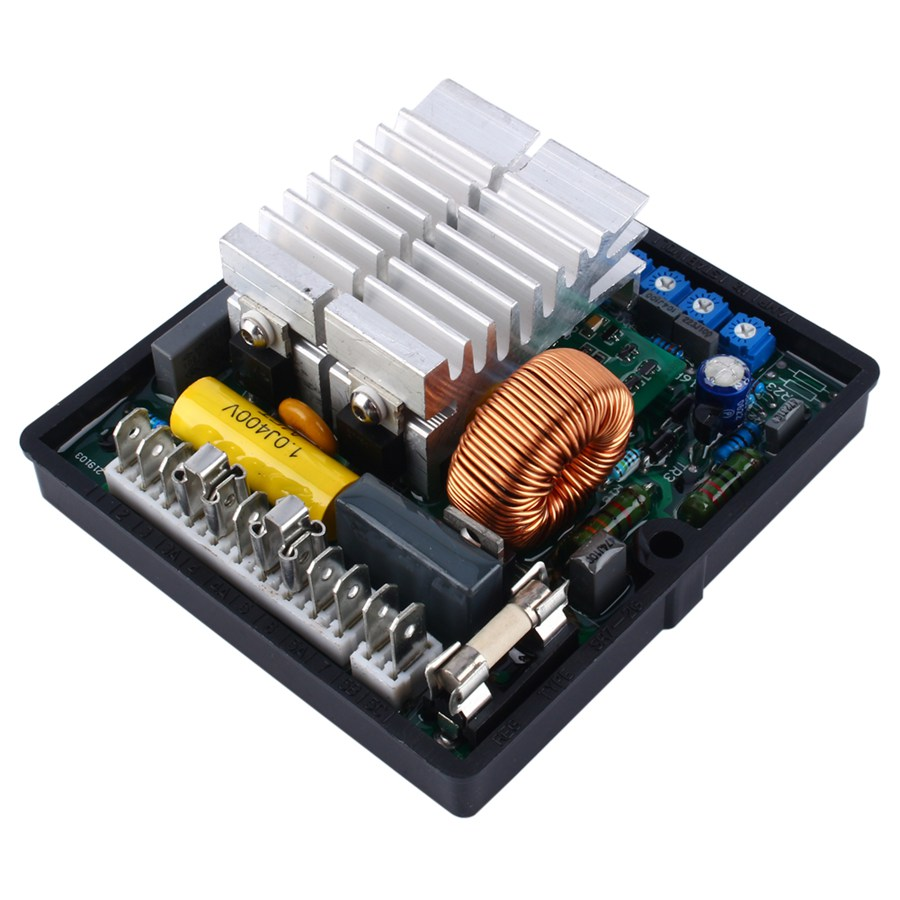 Automatic voltage regulator,Brand Automatic Voltage Regulator AVR SR7 For Generator AVR