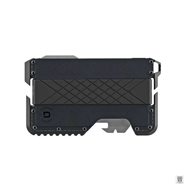 Metal Clip EDC Wallet Tactical Multi-function Wallet Card