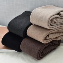巨无霸2000D 超保暖打底袜裤加绒加厚款秋冬季棉踩脚高腰连裤袜女。