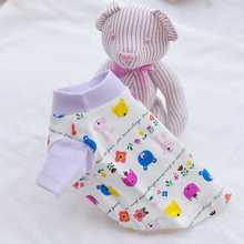 Cotton Bottom Pet Clothes, Autumn and Winter Bottom Shirts,