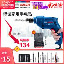 Бош фонарик дрель пистолет дрель GBM345 многофункциональная электрическая отвертка домочадец Dr электрическая дрель отвертка инструмент