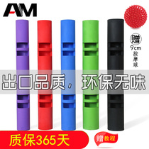 Multifunctional Training Barrel Fitness TPR Practice cannon tube Natural rubber weight-bearing fitness barrel private teaching energy tube