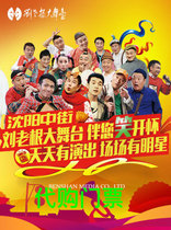 Shenyang Middle Street Liu Lao Root grand stage ticket Shenyang Middle Street Liu Lao Root grand stage duo ticket