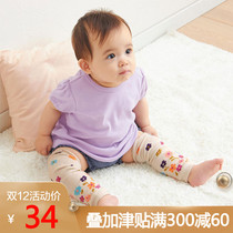Thousand Fun baby men and women bao childrens clothing color knee D21849