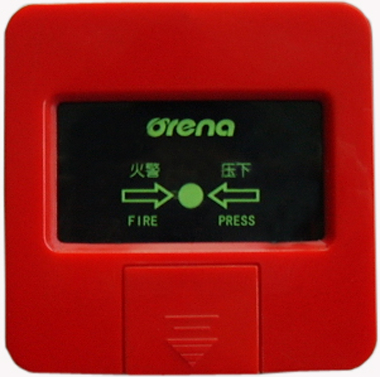 JSA-M-OA610 Manual Fire Alarm Button Fire Control Linkage System ORENA