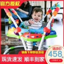 Baby Einstein Baby Toys 0-1 Years Old Jump Chair Baby Jump Chair Fitness Frame Baby Artifact