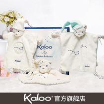 kaloo baby soothing towel can be imported baby soothing towel newborn baby toys 0-2 years old appease toys