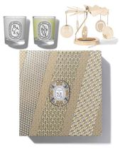 France sourcing Diptyque 18 Christmas limit horse lantern single rotating candlestick 70g set Gift Box