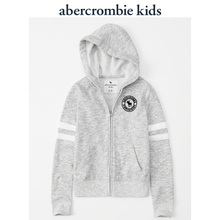 abercrombie kids girls sweater full zipper hood 243649-2 AF