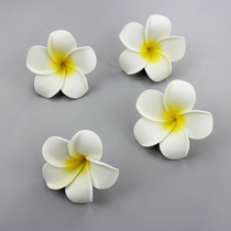 4 pack 9.9 egg Flower hairpin bikini head flower swimming headdress