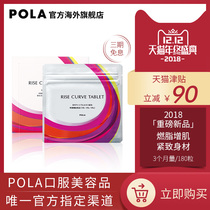 (Annual weighing new products) POLA fat pill rise CURVE180 grain trimming contour Symmetrical Posture