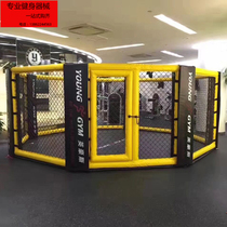 Gymnasium Special boxing ring Sanda Competition training landing MMA fight comprehensive fighting octagonal cage customization