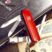 Swiss Army knife Vivtorinox saber 65mm nail clippers 0.6463 original genuine portable multifunctional folding knife