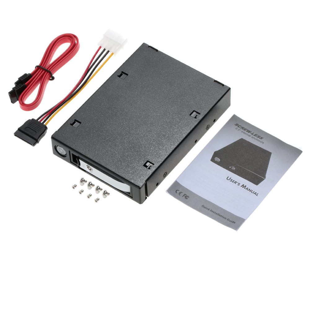 "[The goods stop production and no stock]2.5 hard drive, 2.5"" SATA/SAS III hard drive enclosure hdd ssd caddy hard dis"