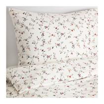 宜家正品 IKEA 吉索加 全棉被套和枕套 无床单   国内代购