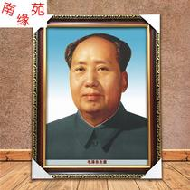Chairman with Box Mao hangs like a wall painting 72 edition standard portrait Avatar great man like poster mural