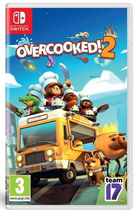 Switch game NS breakup kitchen 2 boiled 2 overcooked 2 Chinese English spot