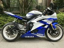 Second-hand imported Yamaha Motorcycle Sports car R1 R6 four-cylinder 400cc heavy locomotive streetcar road racing