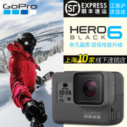 GoPro HERO 6 BLACK HD underwater 4K camera digital camera waterproof diving movement