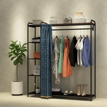 Wardrobe Simple clothes shelf economy dormitory assembly cloth large storage room simple hanging clothes home small wardrobe