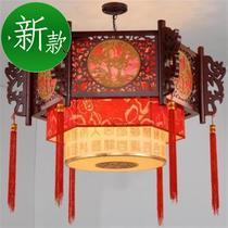 玄关茶k酒楼购物广场办事处中式别墅大吊灯led过新年戏剧院火锅店