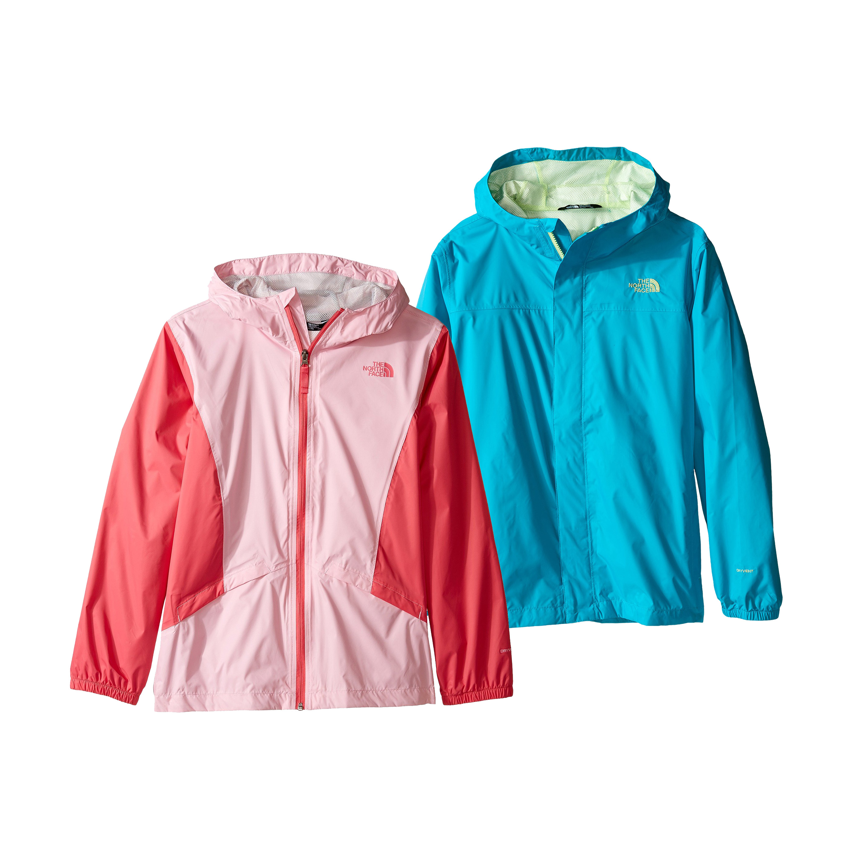 Authentic Spot The North Face Zipline North Girl HYVENT Stormwear