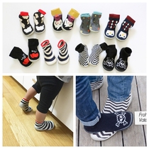 Ins explosions collegie floor shoes toddler shoes baby soft soled shoes Indoor shoes home shoes