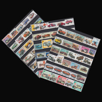 Automobile Vintage Car Transport tools category 100 different foreign datestamped feature stamps collection Hundred