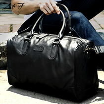 Travel bag male handbag large-capacity travel fitness bag dry wet separation short-haul business travel bag bag