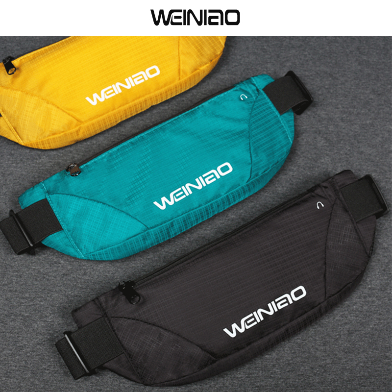 Sports Wallet for Men and Women 2019 New Running Mobile Belt Mini Close-fitting Equipment Multi-functional Fitness Invisible Bag