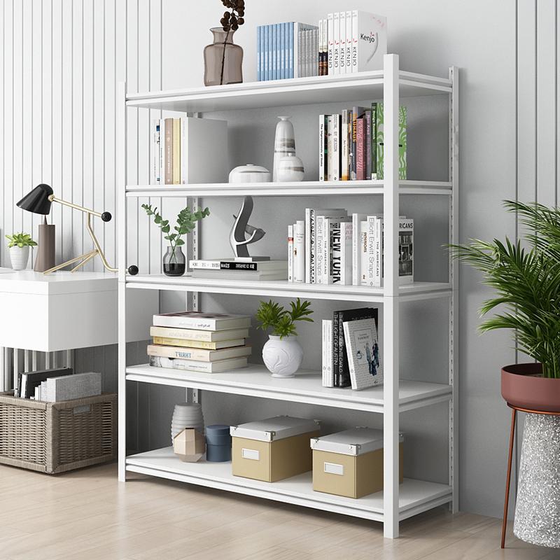 Floor-to-ceiling reading room student bookcases library bookshelves home simple steel bookshelf bookshelves