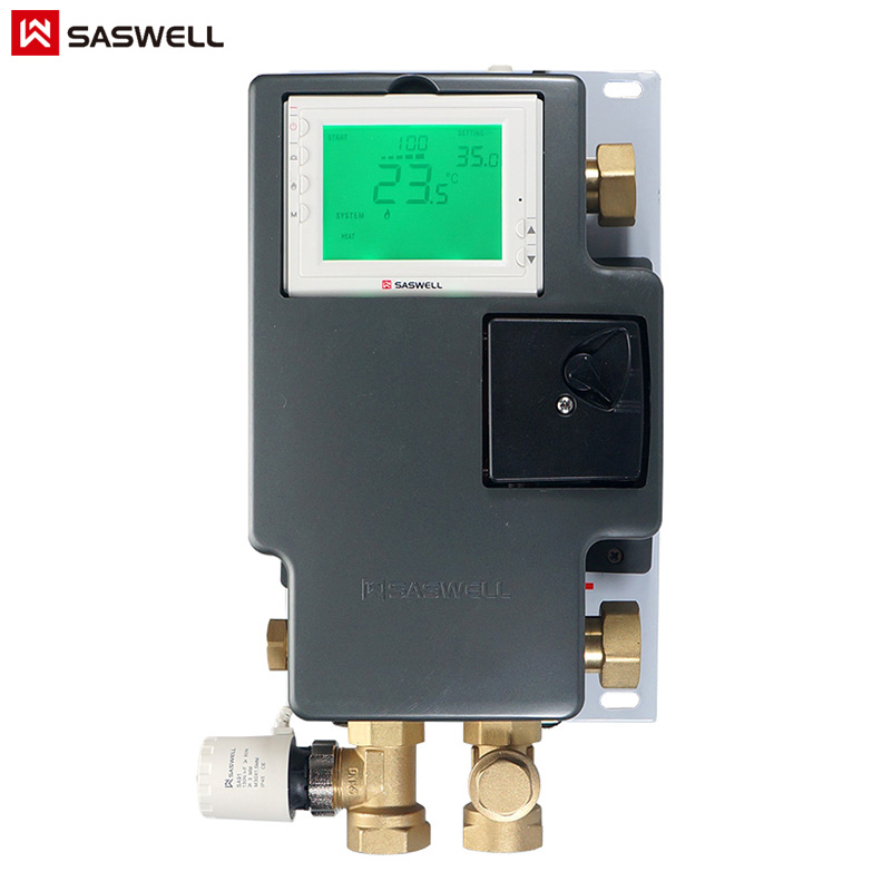SASWELL Senwell Heating Water Center and Water Divider for Temperature Control