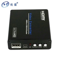 Ut 4K30HZ Ultra HD HDMI to AV converter hdmi to cvbs adapter VHS video recorder