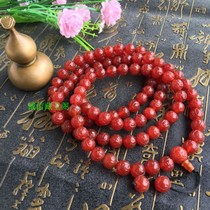 Old agate back dragon beads 108 pieces 10mm loose beads transporter beads diy handmade beaded bracelet Wen play accessories