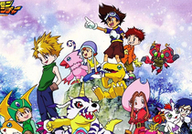 Collection of Cantonese pronunciation Digimon DVD Digital Tyrannosaurus all 6 11 theater version HD animation