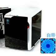The ICE desktop computer chassis mini case HTPC desktop chassis ITX game console box