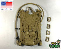 American-made the army version of the USMC FILBE 3rd generation water bag one-day attack Pack brand new original d buckle