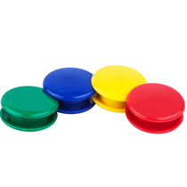 A barrel of magnetic nail color magnet teaching Tile magnetic buckle magnetic-suction Office Magnetic Whiteboard Magnetic Blackboard