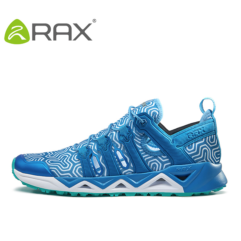 Rax spring and summer upstream shoes men's speed interference water shoes women's breathable non-slip hiking shoes involved in the outdoor shoes fishing shoes