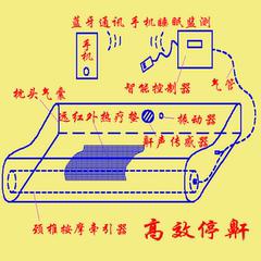 Подушка шейки гипертермии