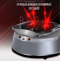 Kang ruixing Qi and blood circulation machine high frequency vibration therapy Qi and blood warm through health instrument spiral foot foot massage machine home