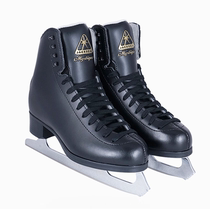 Jackson Mens ice knife shoes JS1592 authentic figure skating shoes children black big teeth really iced skates