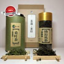 Dandelion Mulberry leaf tea combination of wild natural fresh genuine special Tongrentang canned 210g