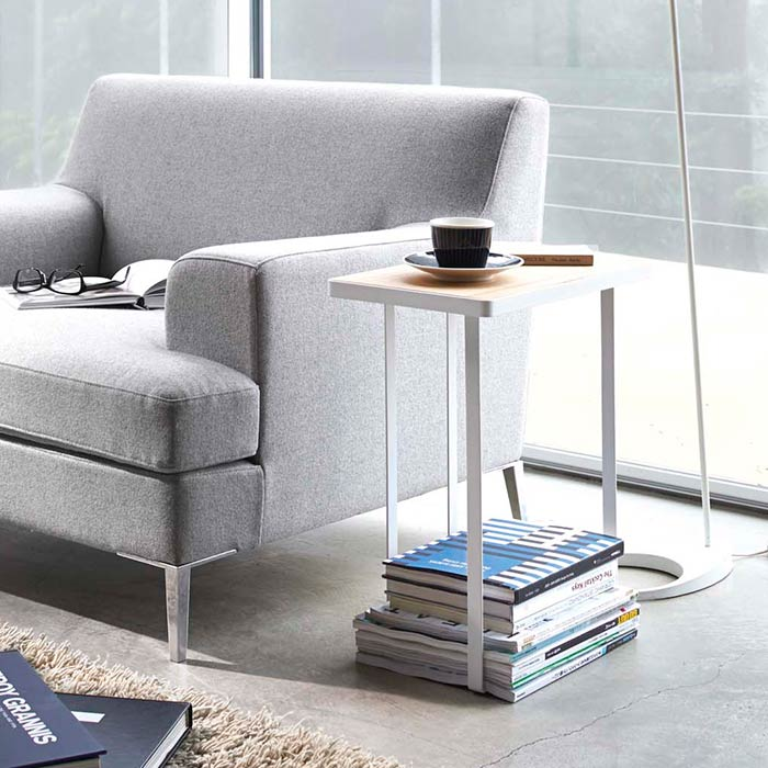 Japanese home magazine documents contain tables wooden creative desk surface notebook small table